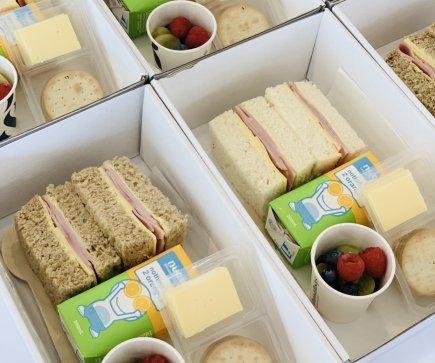 Kids Individual Lunch Box