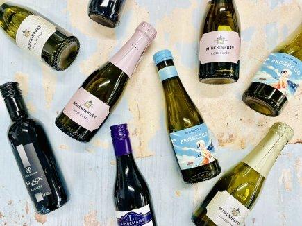 Piccolo wine bottles