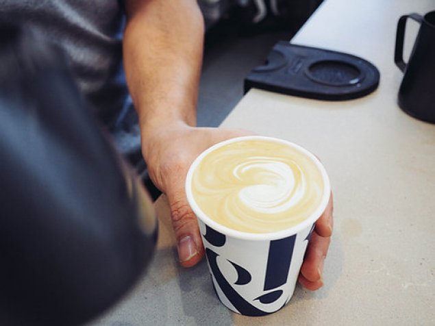 Coffee by Pablo & Rusty's